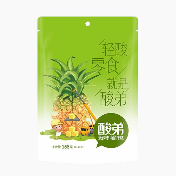 酸弟南beplay官网全站糕菠萝味